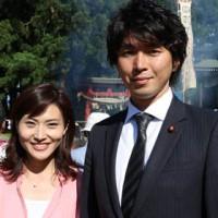 宮崎謙介元議員 離婚 画像