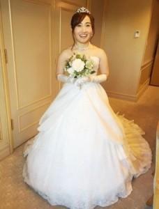 キンタロー 結婚式 画像