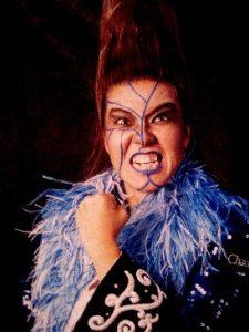 ブル中野 プロレス 画像