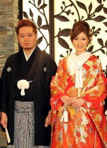 多岐川華子 結婚式 画像