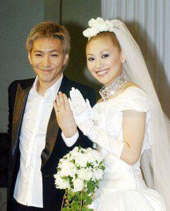 小室哲哉 KEIKO 結婚式 画像