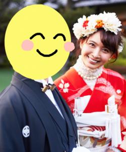 加藤夏希 旦那 結婚式 画像