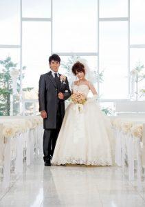 稲葉篤紀 怜奈 結婚式 画像