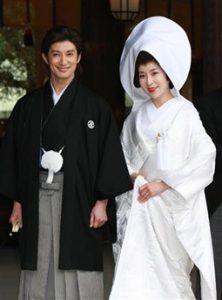 真矢ミキ 西島千博 結婚式 画像