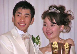 織田信成 嫁 結婚式