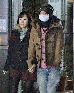 松村未央 陣内智則 フライデー画像