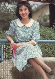 吉川美代子 若い頃 画像