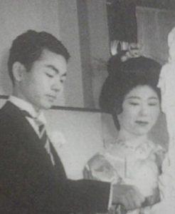 加藤一二三 結婚式 画像