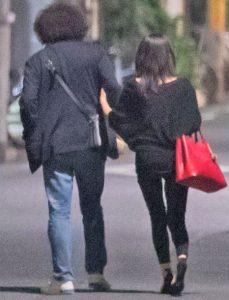 葉加瀬太郎 大滝裕子 画像