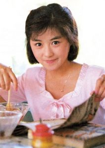 長山洋子 若い頃 画像