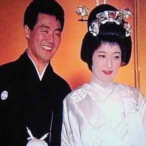 五木ひろし 結婚式 画像