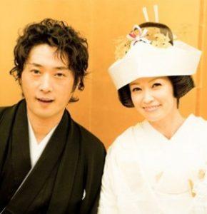 辺見えみり 松田賢二 結婚式 画像