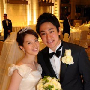 鷲尾春果 辻岡義堂 結婚式 画像