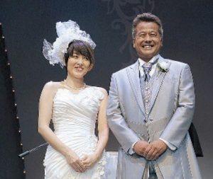 荻野目洋子 結婚式 画像