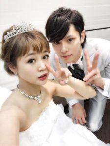 新垣里沙 小谷嘉一 結婚式