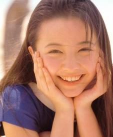 高橋由美子 画像