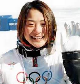 上村愛子 かわいい 画像
