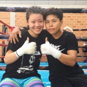 亀田姫月 ボクシング 画像