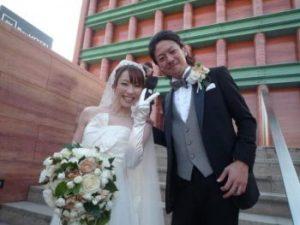 魚谷香織 旦那 結婚