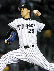 井川慶 現役時代 画像