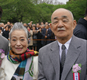 神津はづき 父母 画像
