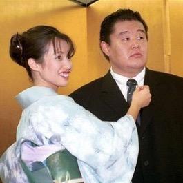 花田美恵子 若乃花