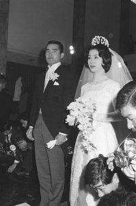 長嶋茂雄 結婚式