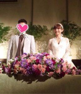 後藤真希 結婚式
