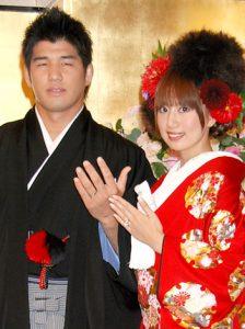 井上康生 嫁 結婚式