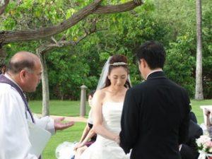 杉山愛 旦那 結婚式