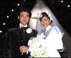内田有紀 結婚式 画像
