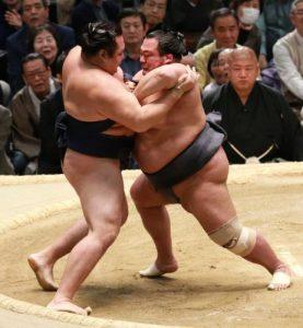 豊ノ島 相撲