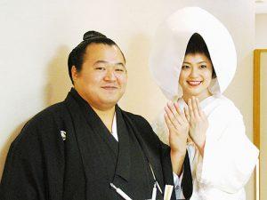豊ノ島 結婚式