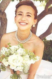 優木まおみ 結婚式