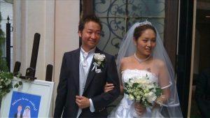 和田明日香 結婚式