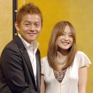 井戸田潤 結婚