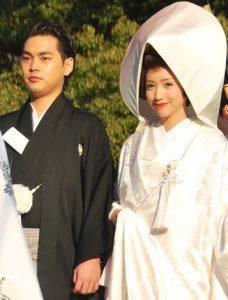 豊田エリー 結婚式