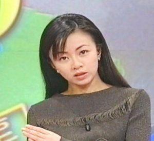 永井美奈子 若い頃