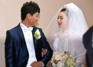 三原じゅん子 結婚式