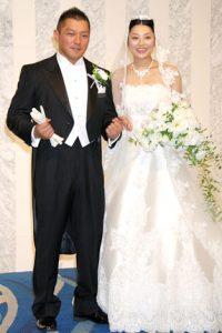 小池栄子 結婚式
