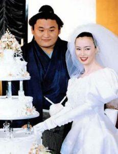 河野景子 結婚式
