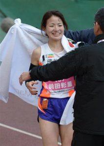 前田彩里 マラソン