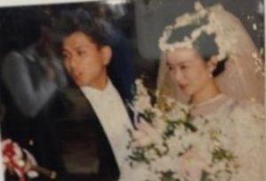 藤井フミヤ 結婚式