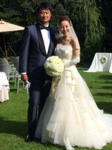 小原正子 結婚式