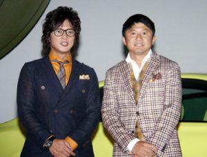 武田修宏 ファッション