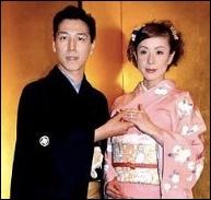 羽野晶紀 和泉元彌 結婚式