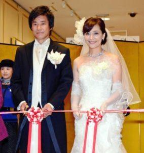 生田智子 結婚式