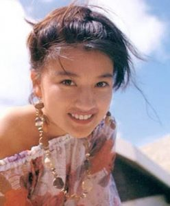 島崎和歌子 若い頃
