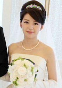 中野美奈子 結婚式