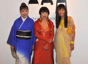 コシノ三姉妹 画像